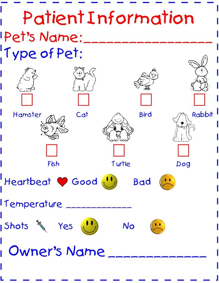 Best 25 Animal Clinic Ideas On Pinterest Doctor Games For Kids