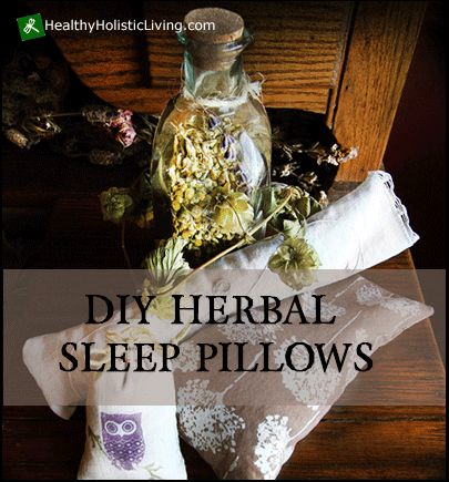 The practice of placing herbs under one's pillow dates back centuries and is used today for various ailments.