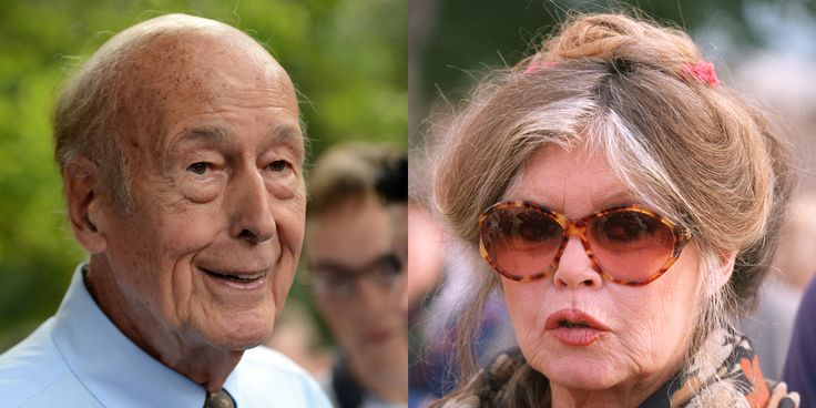 France. Brigitte Bardot assure que Valéry Giscard d'Estaing la drague toujours . 2014.