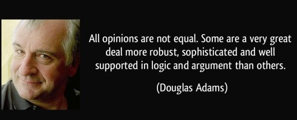 Well-known Quotes about Opinions