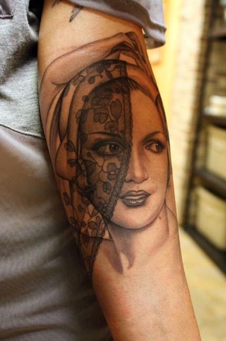 17 best images about portrait tattoo 39 s on pinterest for Tattoo artists in wilmington nc
