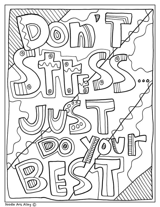 Educational Quotes Coloring Pages Classroom Doodles Doodle Art Classroom Coloring Doodles Educati Quote Coloring Pages Coloring Pages Art Quotes Inspirational