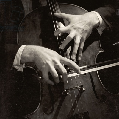 Cello neck hand position thumb stop