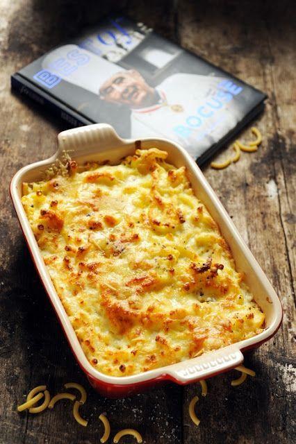 Le Best Of Paul Bocuse et le gratin de macaronis de Mr Paul à ma manière