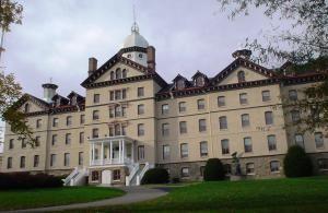 Old Main at Widener University - Smallbones / Wikimedia Commons