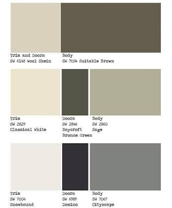 Image result for how to get that hamptons dark grey exterior