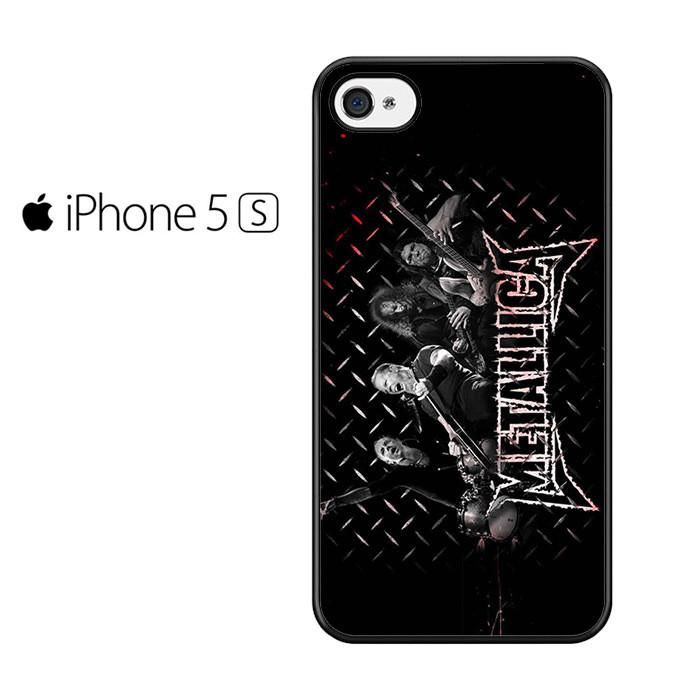 Metallica Band Iphone 5 Iphone 5S Iphone SE Case