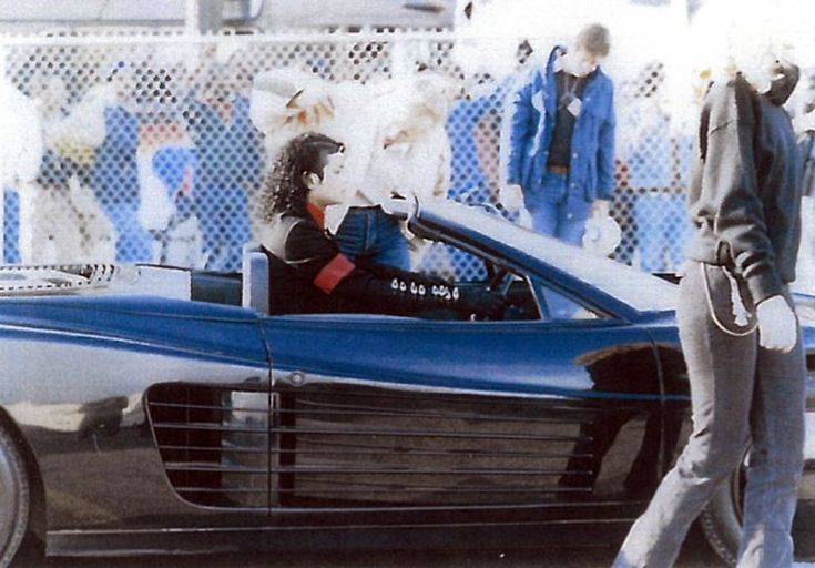 Michael Jackson Pepsi Commercial's Ferrari on Sale (again) http://www.mjvibe.com/michael-jackson-pepsi-commercials-ferrari-on-sale-again/