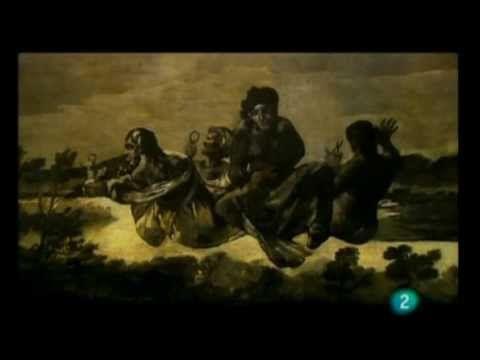 Las enigmáticas pinturas negras de Goya