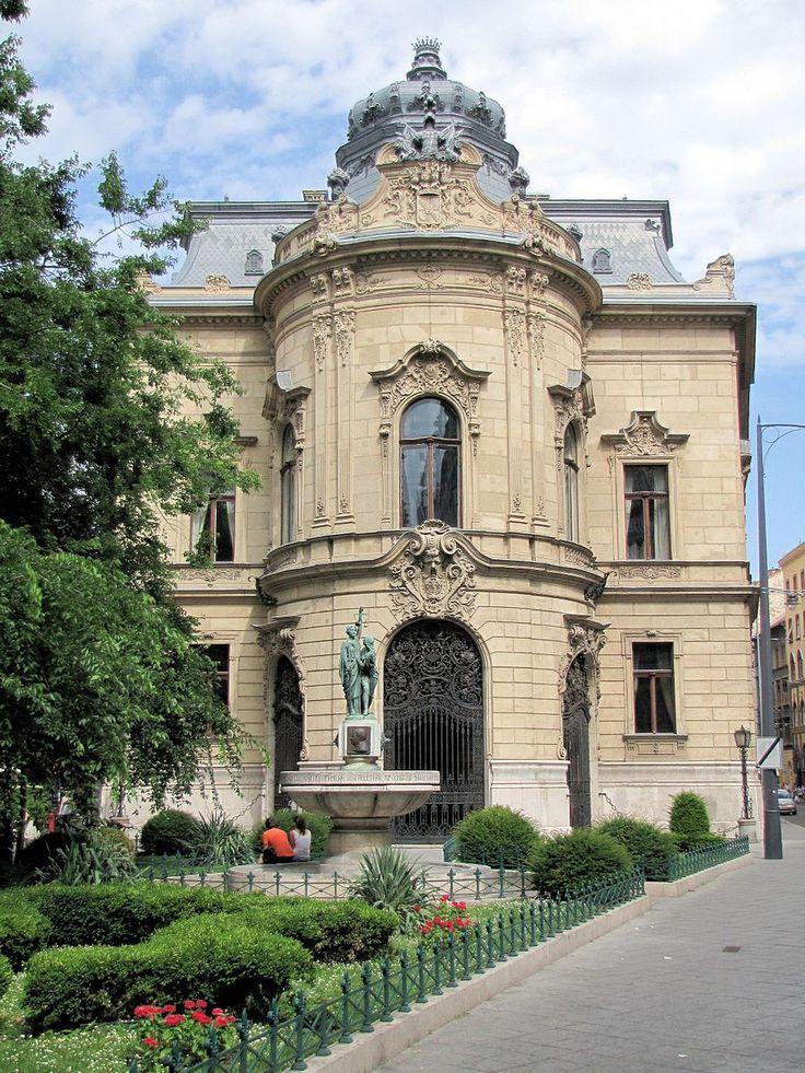 Ervin Szabo Library, Budapest Hungría.