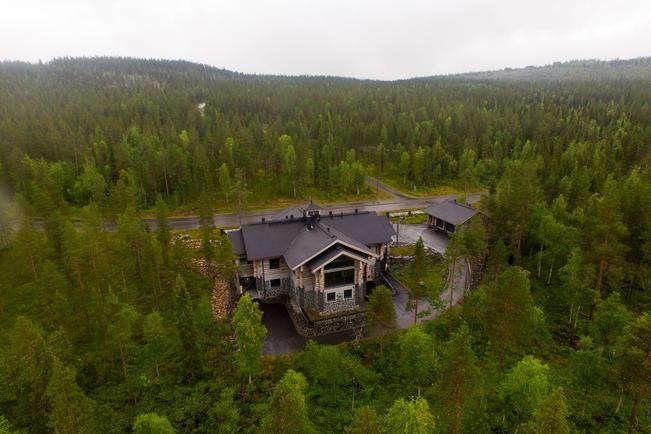 Myydään Mökki tai huvila Yli 5 huonetta - Kittilä Sirkka Golfrannantie 3 - Etuovi.com 7648084