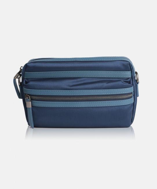 Bergamo 9665-1 Blue - a men's clutch by Giorgio Agnelli