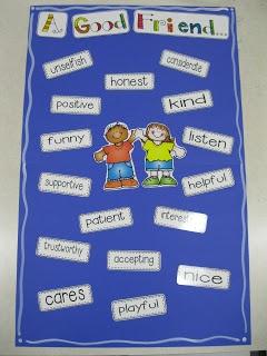 Kindergarten Rocks!: Friendship