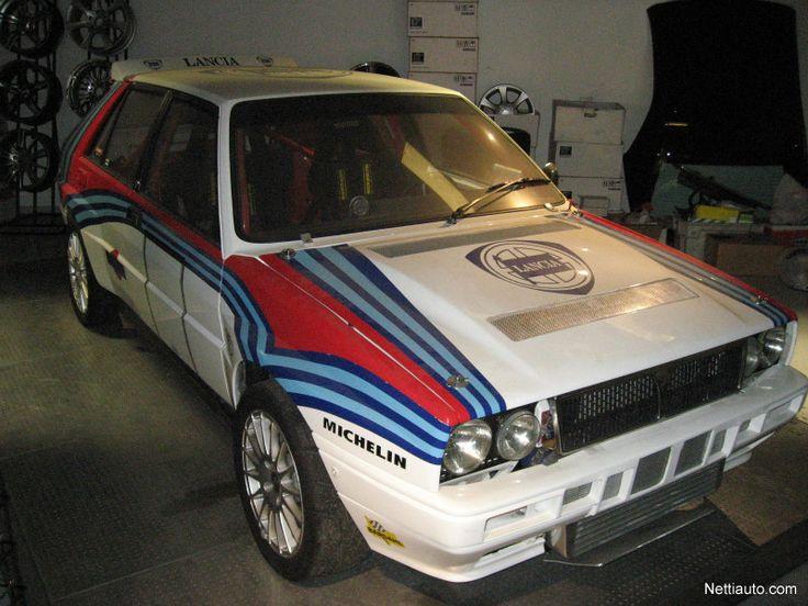 Lancia Delta Integrale Group A 1988