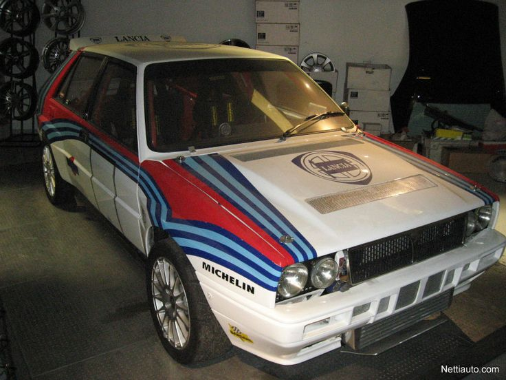 Lancia Delta Integrale Group A 1988