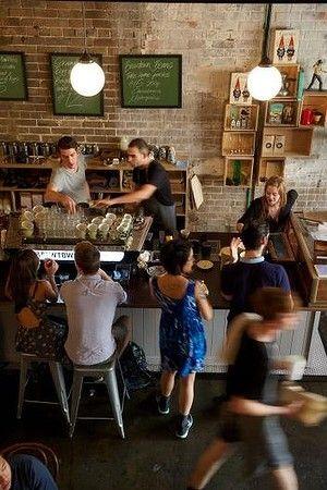 The top 20 Sydney cafes 2015