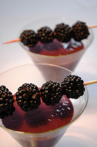 Blackberry Smoothie | Drinks & Smoothies 🍸🍹🍷 | Pinterest