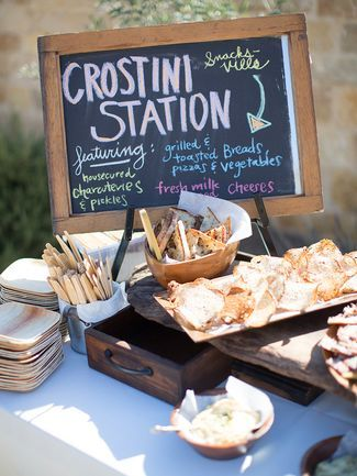 15 Surprising Food Bars Youve Never Seen Before Best Wedding Ever