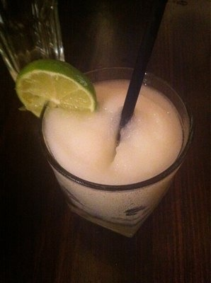 Calexico margarita, 2 for 1 special. One of my favorite things!