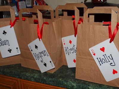 Fab idea for party bags