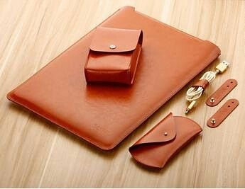 #Laptop #Sleeve Case #Pouch Charger #Bag Mouse Case 3pcs Cable Winder #Leather #Cover for #Macbook Air Available Color:Light Brown Black Blue Rose Gold Red Gold Travel Bag Gallery #travel #genuineleather #fashion #style #luxury #luxurytravel #affordable #durable #smallbiz #smallbusiness #shoppaholic