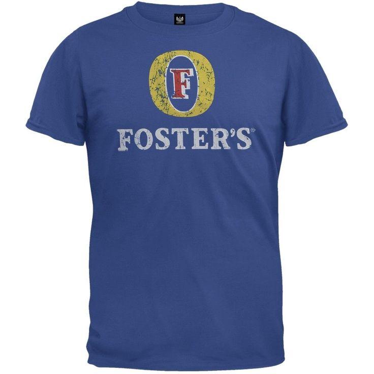 Foster's - Distress Logo T-Shirt