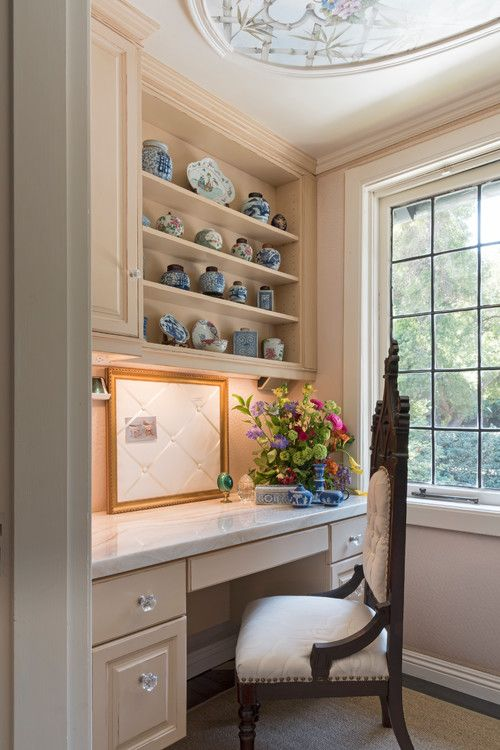 How to design a home office that fits your work style