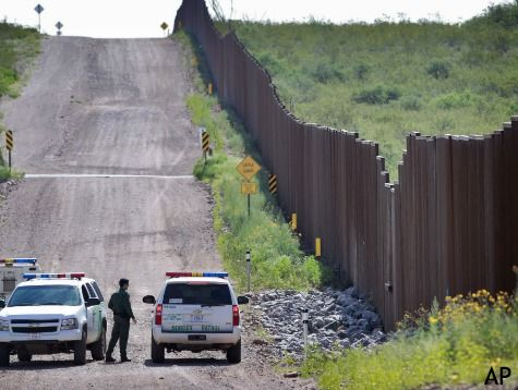 [Send Middle East weapons shipments to our border]...Border Patrol Agents Sharing Rifles Amid M4 Shortages