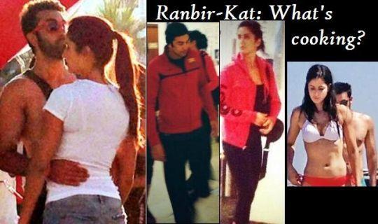 Katrina's bikini outing with Ranbir Kapoor - whats cooking?