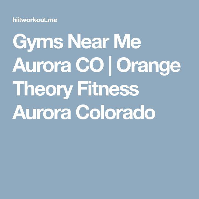 Gyms Near Me Aurora CO   Orange Theory Fitness Aurora Colorado
