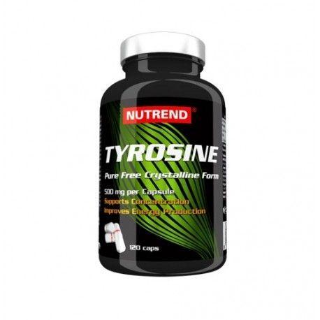 Nutrend L-Tyrosine 120 tabs.