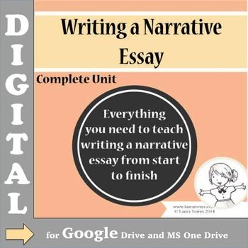 narrative essay unit plan Our middle school welcome to the essay and advanced essay courses teach students the fundamentals of writing well-constructed essays, including the narrative essay the high school exciting essay writing course focuses in depth on the essay writing process with the goal of preparation for college.