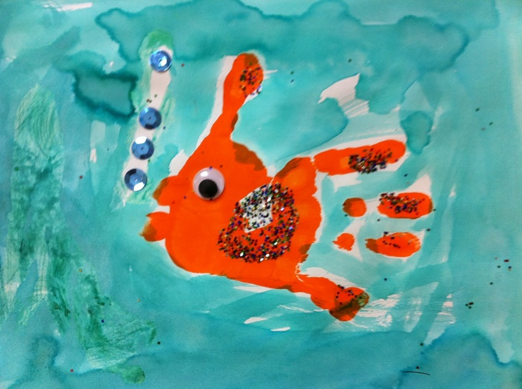 1000 images about ocean crafts and activities on for Fish for toddlers