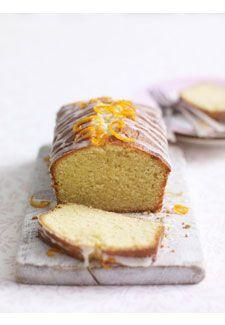 Low calorie recipes: Lemon drizzle cake - Woman's Own Woman's Own