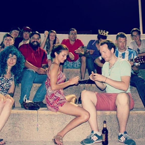 A fun night in Antalya. #antalya #turkey