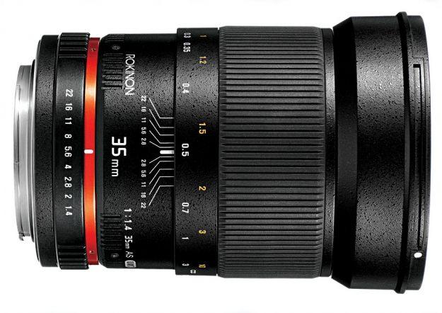 Lens Test: Rokinon 35mm f/1.4 AS UMC