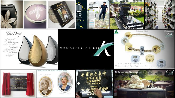 Summary of our business nature Memories Of Life is the Memorial Specialist in Singapore.