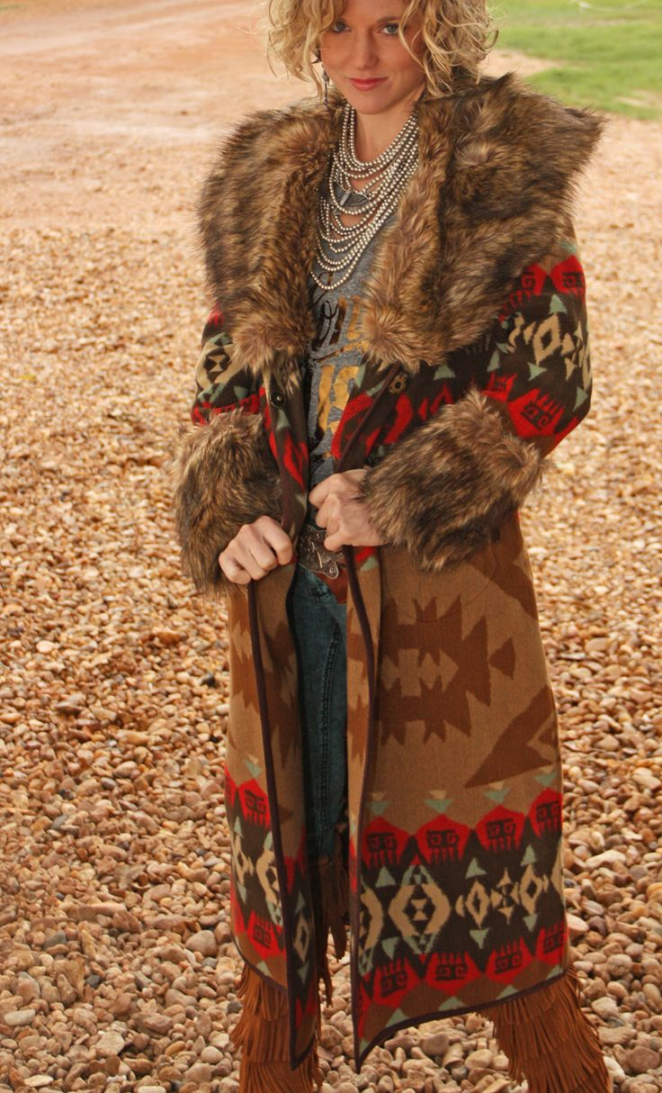 Junk Gypsy Need This Coat Sacred And Tribal Wearable Art