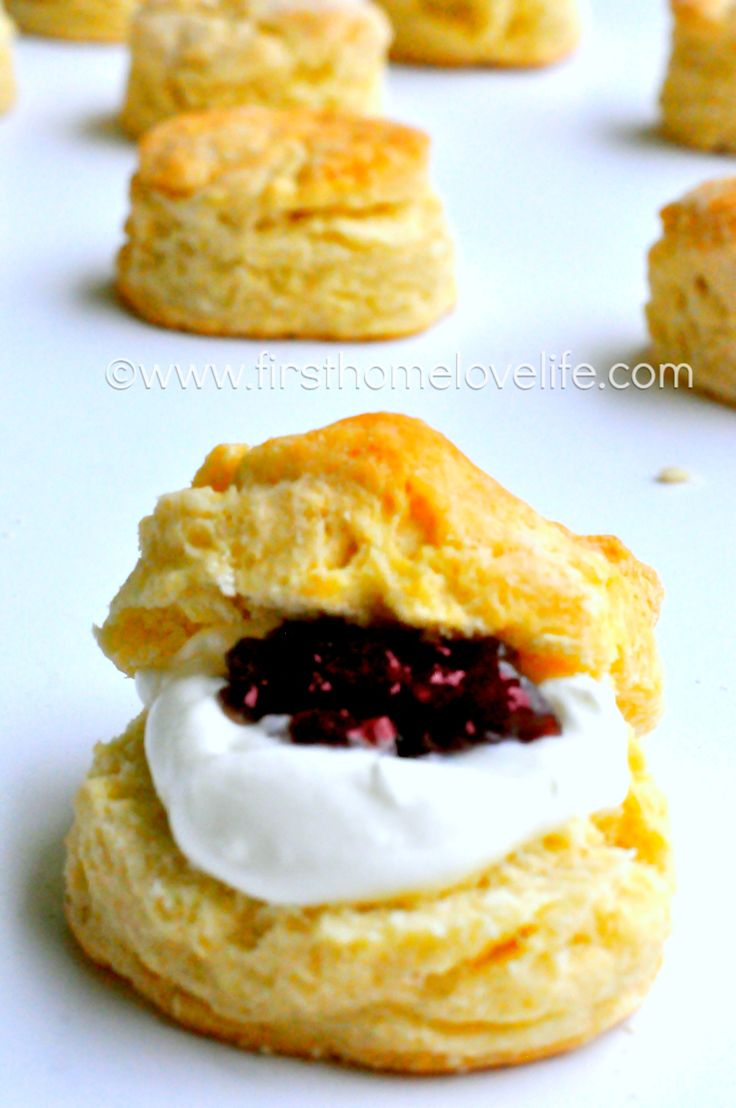 Basic perfect scones