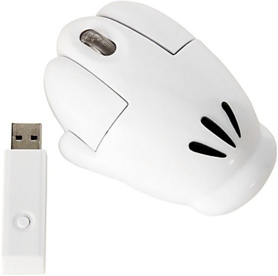 Love this computer mouse! :) I think this is a necessary item for college. You know, to brighten my spirits during those all-nighters while I'm rushing to finish a paper. A regular computer mouse simply won't suffice.