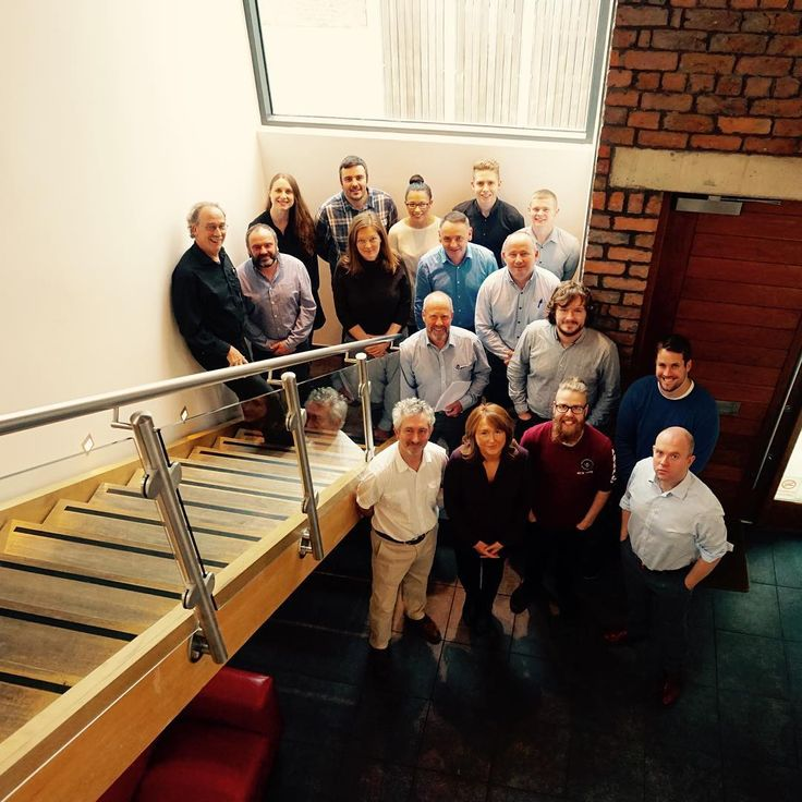 Meet the John McCall Architects Team! #staffphoto #mondaymorning