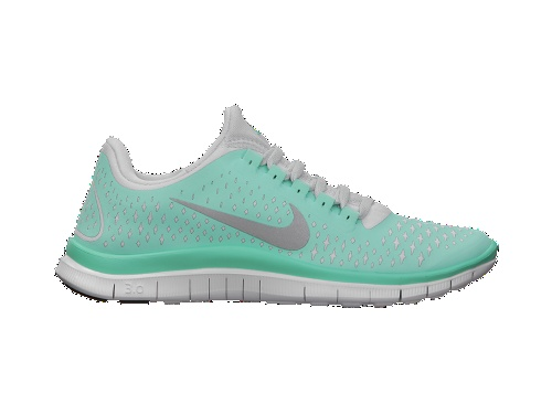 Nike Free 3.0 Women's Running ShoeWomen Running Shoes, Aqua Nike, Tiffany Blue Nikes, Nike Shoes, Shoese Nik Free, Tiffany Nike, Woman Running, Nike Free, Tennis Shoes