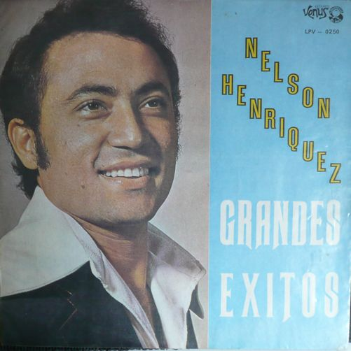 Grandes éxitos de Nelson Henríquez