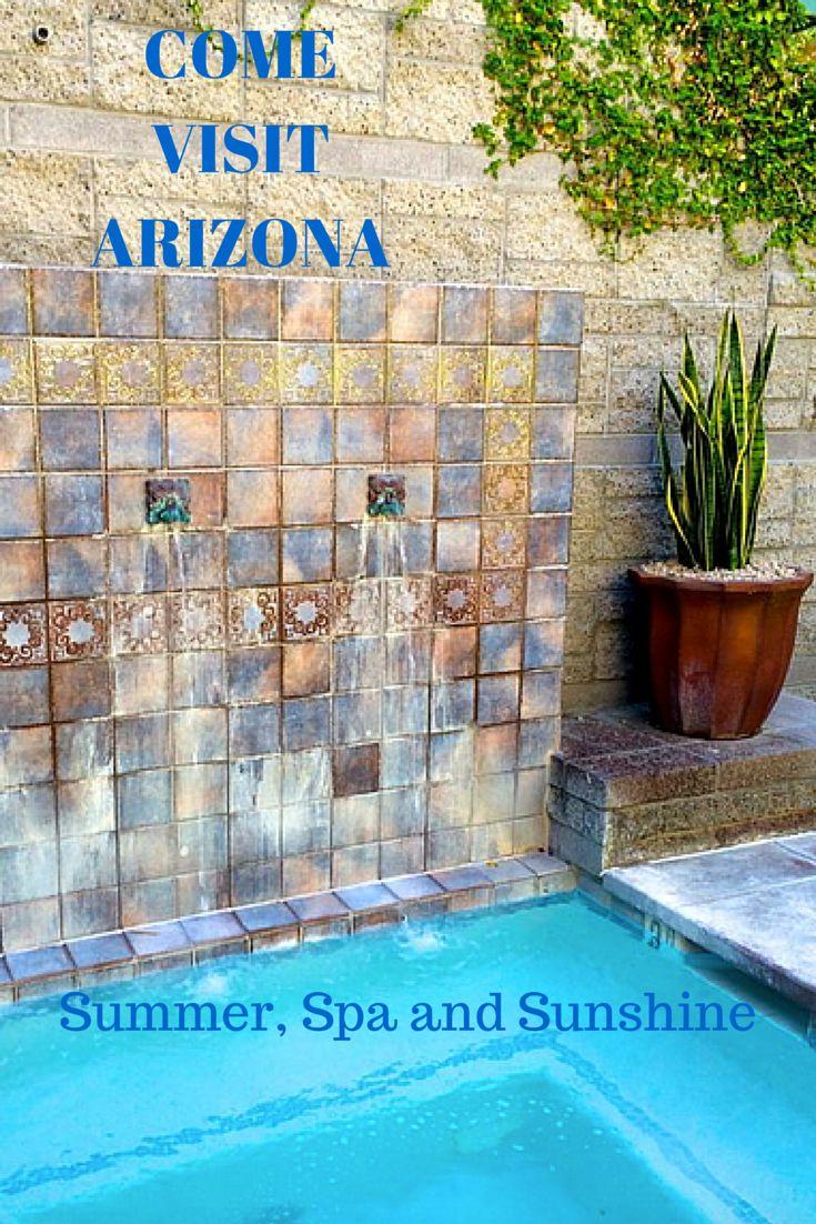 Phoenix, Arizona  in the Spring, the perfect getaway