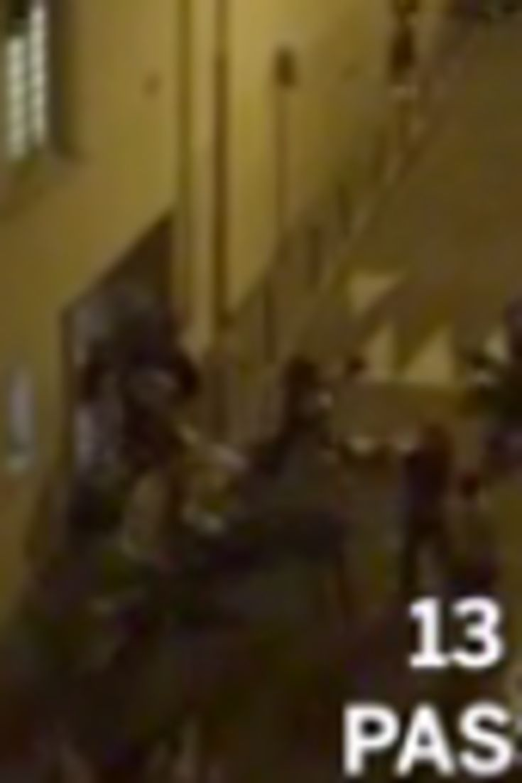 Graphic Video Shows Concertgoers Escaping Paris Terror Attack