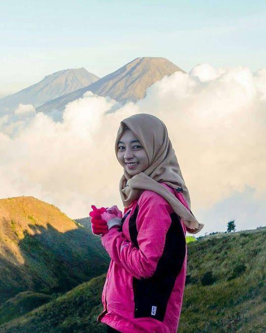 Gunung Prau Dieng Jelajahi Keindahan Gunung Tercantik Di Jawa Tengah Gunung Mendaki Kecantikan