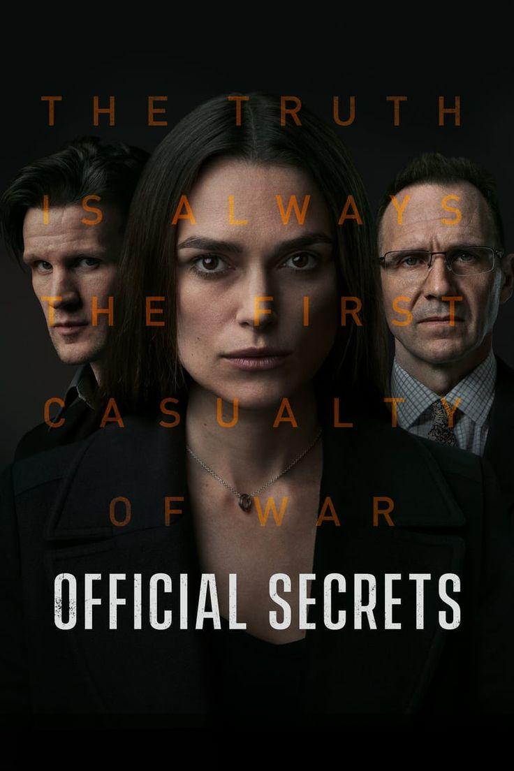 Ver Hd Official Secrets 2019 Película Completa Gratis Online En Español Latino Officialsecrets Complet Full Movies Online Free Movies Online Movies