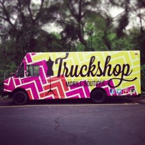 Truckshop A Mobile Fashion Boutique Look For Them At Cincinnati City Flea And Other