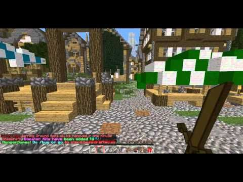 Watch my first episode in my HUNGER GAMES SERIES! HOPE YOU LIKED!
