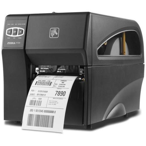 Zebra ZT220 Series Direct Thermal Monochrome BarCode Label Printer 203dpi USB ZT22042-D01000FZ - MPC-555008802-08